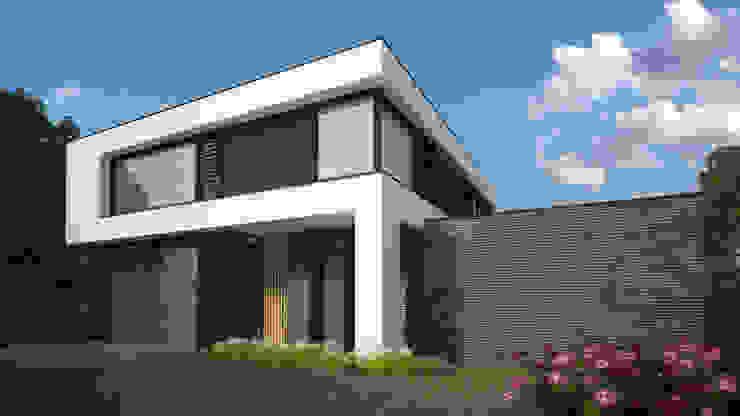 Woonhuis SAMA Moderne huizen van 2architecten Modern
