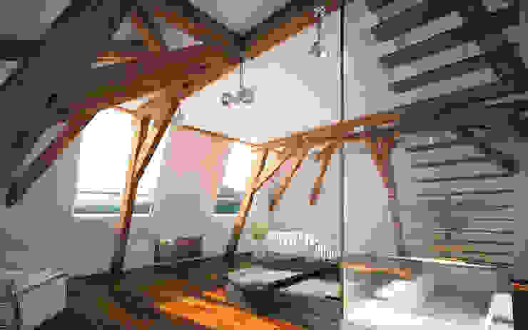 Moderne Schlafzimmer von 2architecten Modern