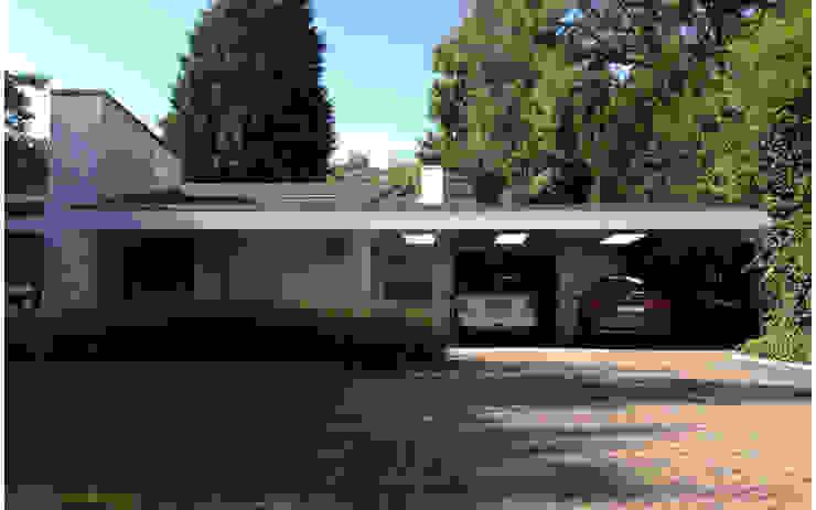 Woonhuis TIVE Rosmalen Moderne huizen van 2architecten Modern