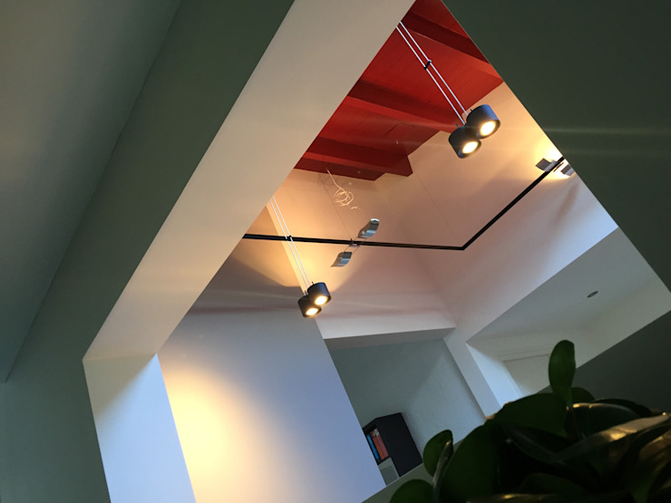 Woonhuis TIVE Rosmalen Moderne keukens van 2architecten Modern
