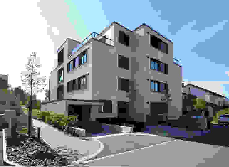 Fröhlich Architektur AG Дома в стиле модерн