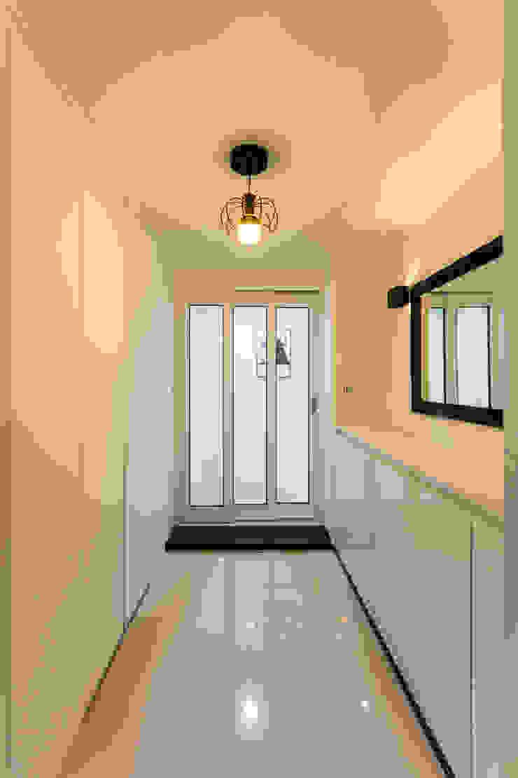 Balcon, Veranda & Terrasse modernes par dual design Moderne