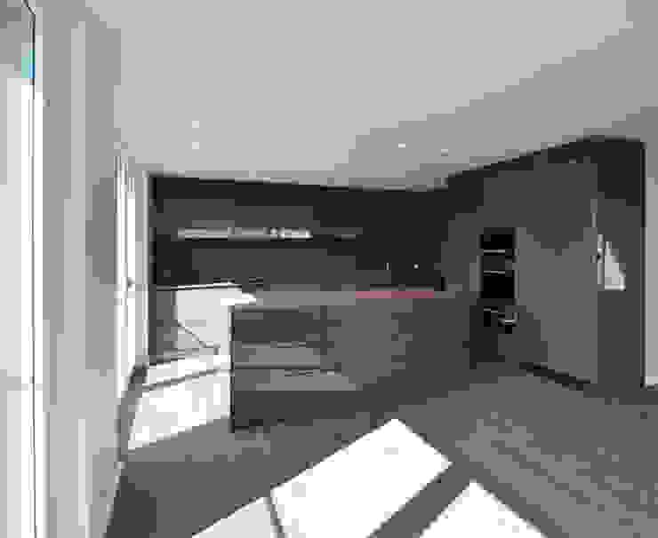 Кухня в стиле модерн от Fröhlich Architektur AG Модерн