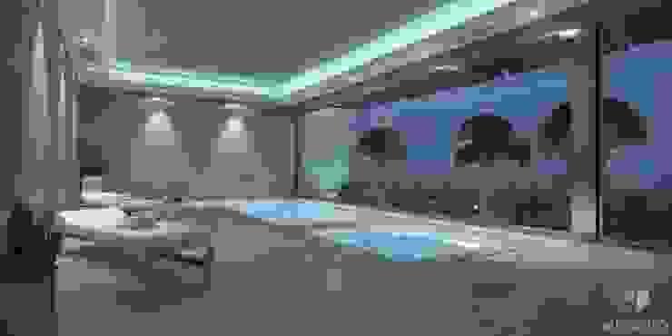 Spas de estilo moderno de Miralbó Excellence Moderno