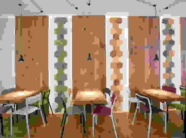 Mosaic del Sur Bares y clubs de estilo moderno