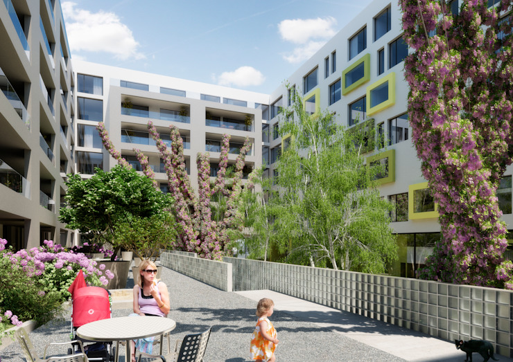 Modern houses by Fröhlich Architektur AG Modern