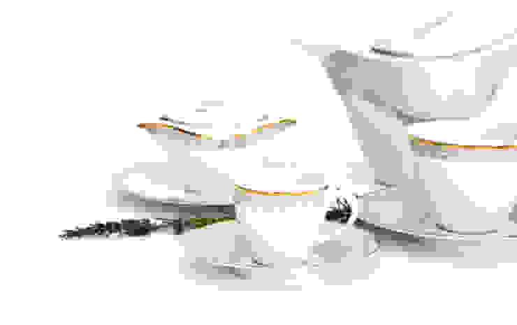 Grace por Porcel - Indústria Portuguesa de Porcelanas, S.A. Moderno