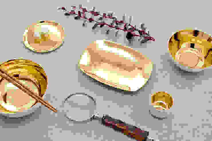 Full Gold e Full Platinum por Porcel - Indústria Portuguesa de Porcelanas, S.A. Moderno Porcelana