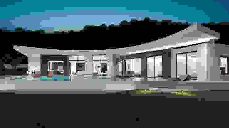 Villa Siro Miralbo Excellence Modern houses