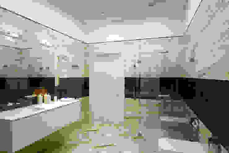 Ванная комната Ванная комната в эклектичном стиле от Бюро9 - Екатерина Ялалтынова Эклектичный