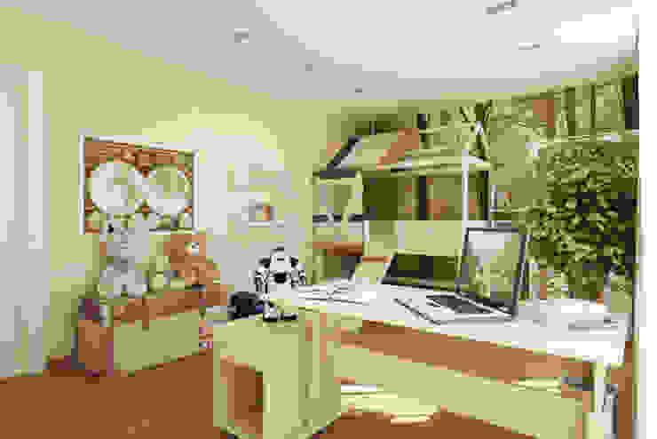 Детская комната Детские комната в эклектичном стиле от Бюро9 - Екатерина Ялалтынова Эклектичный
