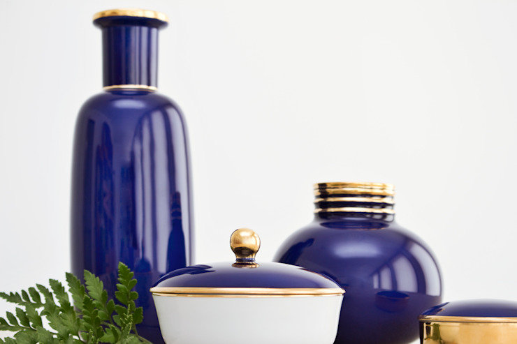Porcel - Indústria Portuguesa de Porcelanas, S.A.의 현대 , 모던 사기