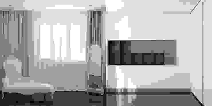 Closets de estilo clásico de Brama Architects Clásico Aglomerado