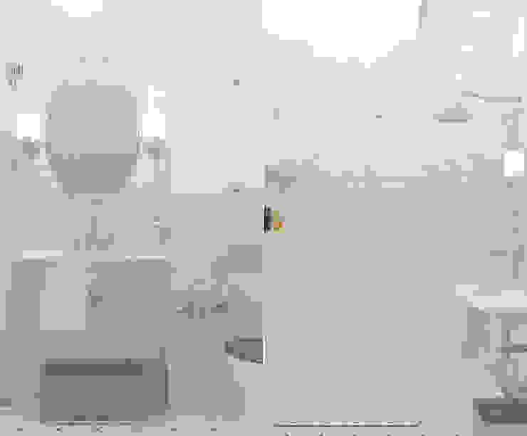 Baños de estilo clásico de Brama Architects Clásico Mármol