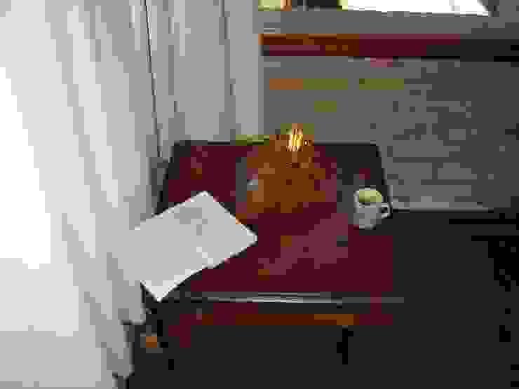 von Lamparas Vintage Vieja Eddie Rustikal Holz Holznachbildung