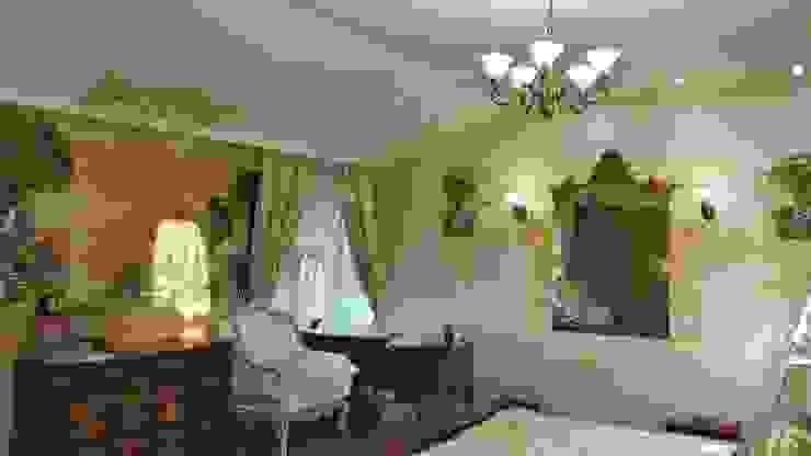 модерн Спальня в стиле модерн от Абрикос Модерн