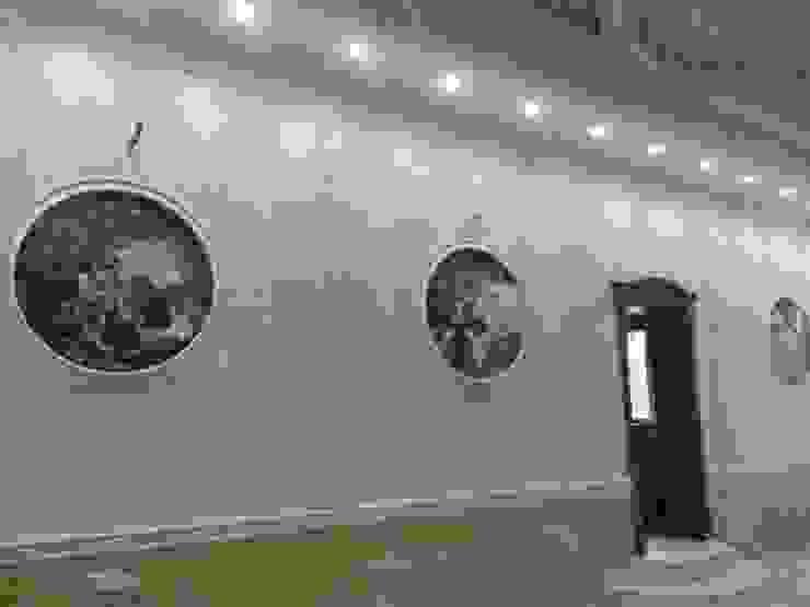 """<q class=""""-first"""">буше</q> Столовая комната в классическом стиле от Абрикос Классический"""