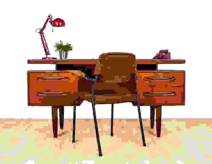 Desks & Office RetroLicious Ltd ห้องอ่านหนังสือและห้องทำงานโต๊ะทำงาน