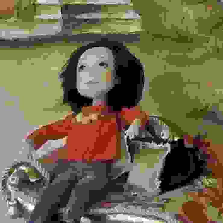 кукла татяна от Абрикос Кантри