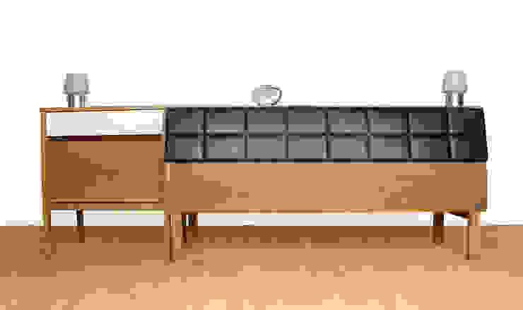 Bedroom Scandinavian style bedroom by RetroLicious Ltd Scandinavian