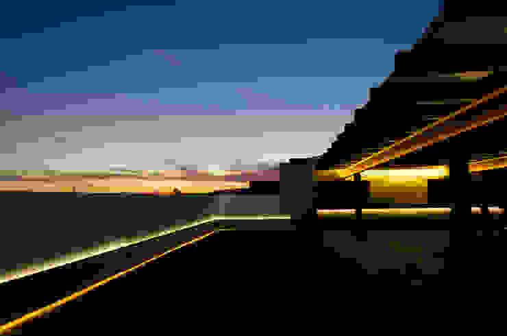 LUCERNARIO salon de eventos Locaciones para eventos de estilo moderno de CANOCANELA arquitectura Moderno