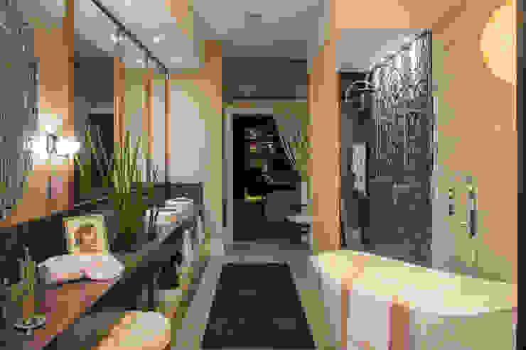The Guest Room Spa moderno por Estúdio HL - Arquitetura e Interiores Moderno