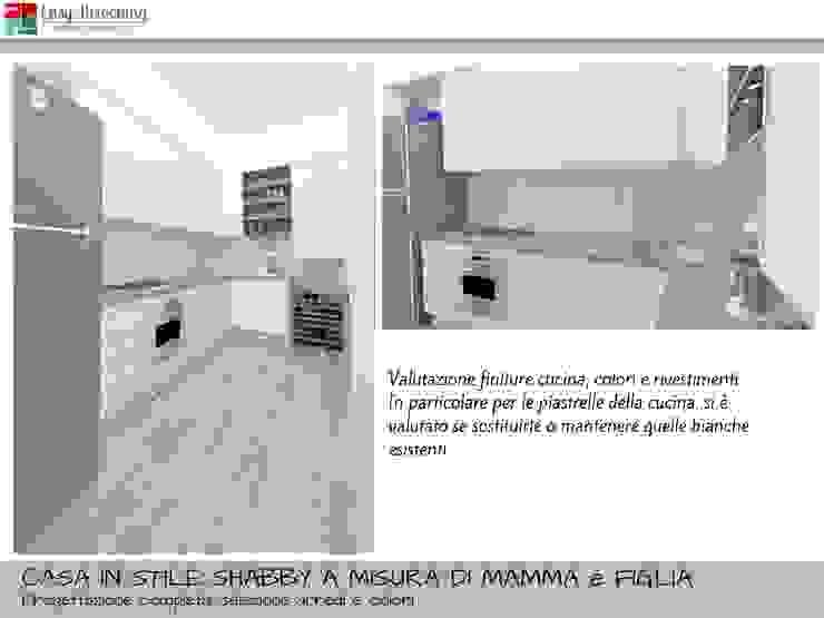 Una casa in stile shabby chic von Easy Relooking | homify
