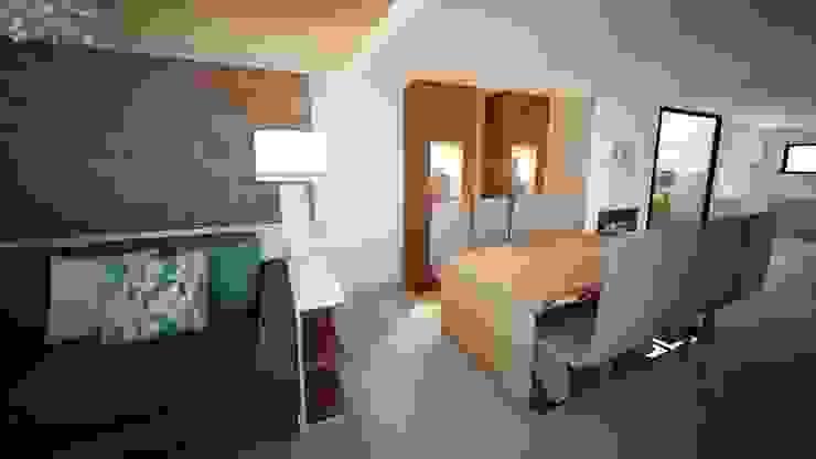 Sala Terra por Ângela Pinheiro Home Design