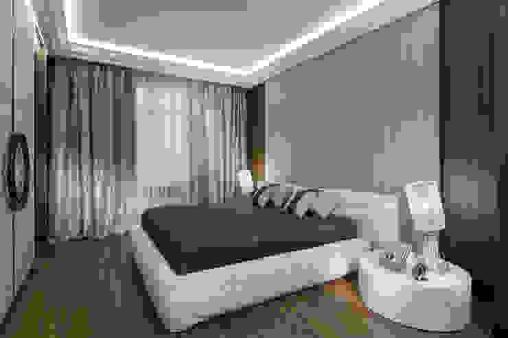 Спальня в стиле модерн от homify Модерн