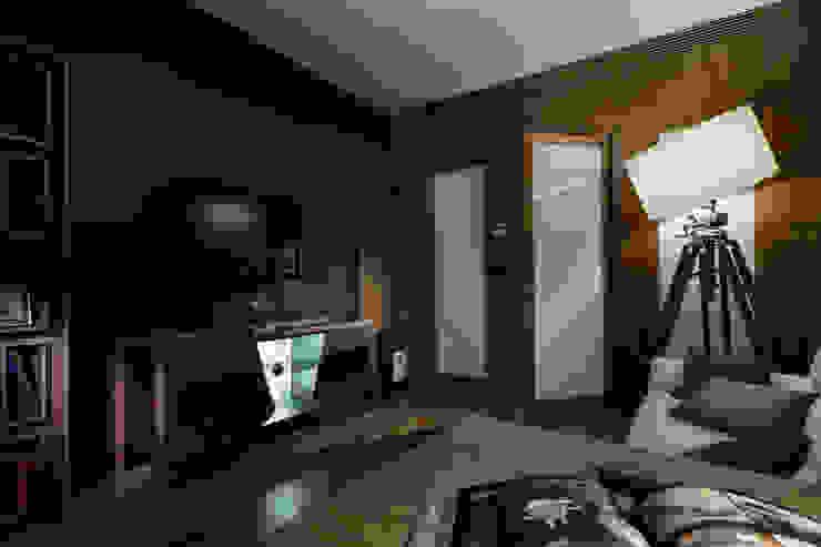 Медиа комната в стиле модерн от homify Модерн