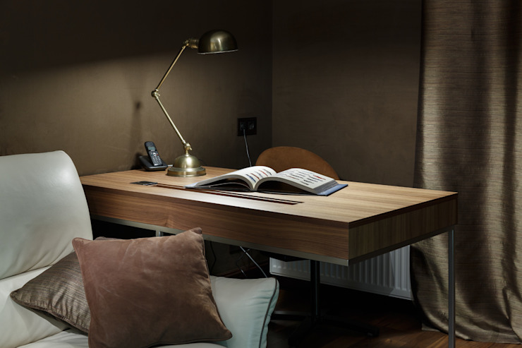 Estudios y despachos modernos de homify Moderno