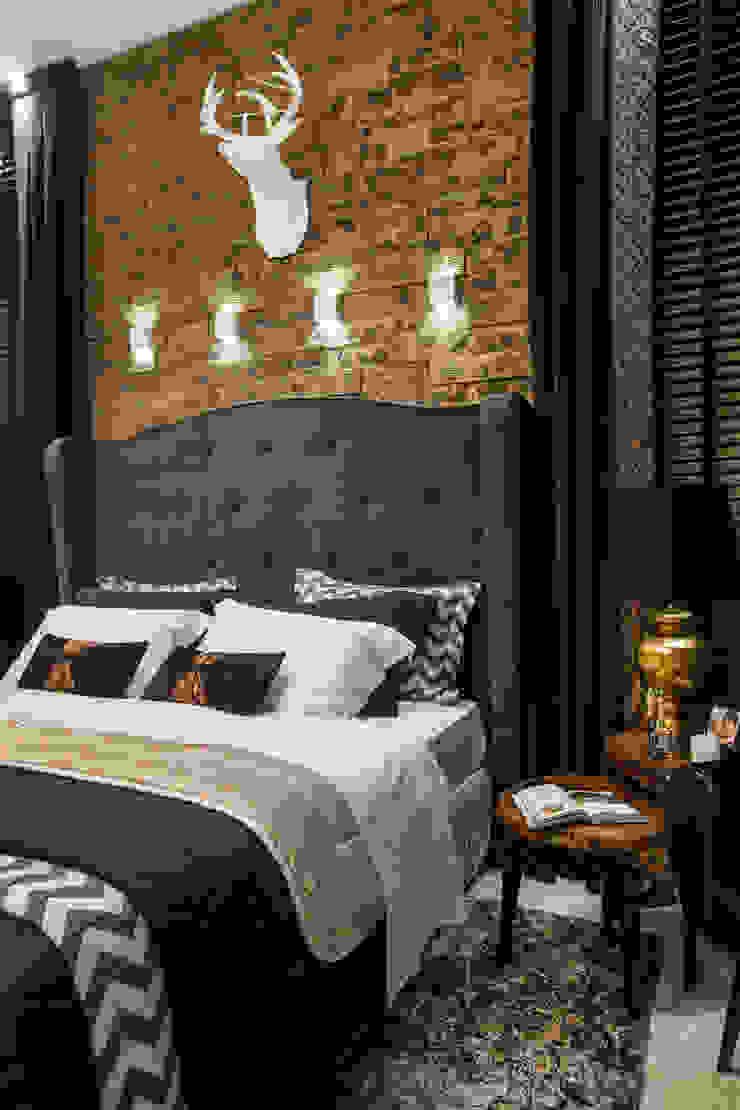 The Guest Room Quartos modernos por Estúdio HL - Arquitetura e Interiores Moderno