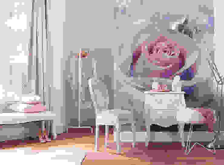 Chambre moderne par DeColor Moderne