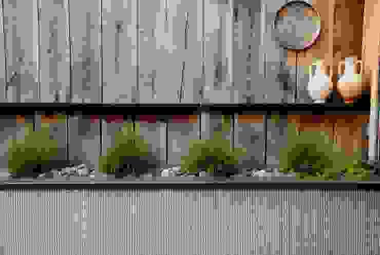 Modern Bahçe RVB PAYSAGE Modern
