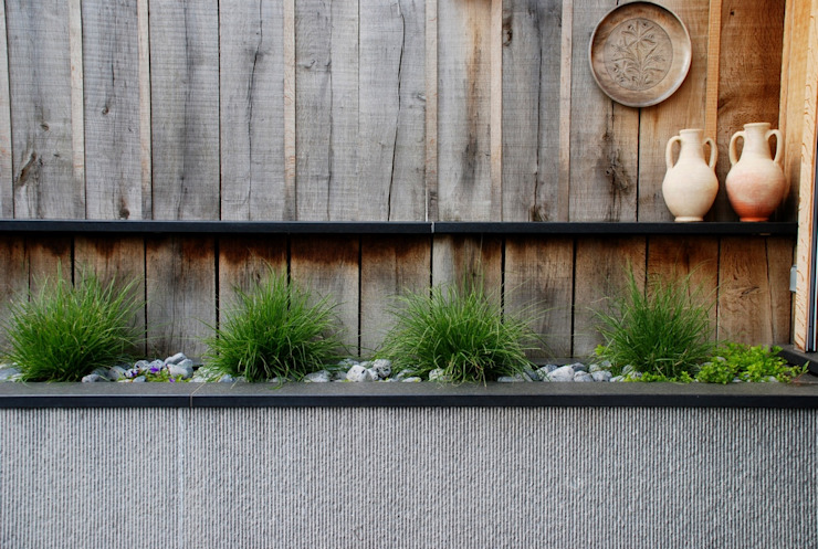 Modern style gardens by RVB PAYSAGE Modern
