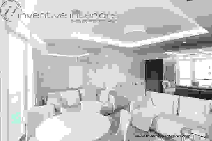 Klassische Wohnzimmer von Inventive Interiors Klassisch Marmor
