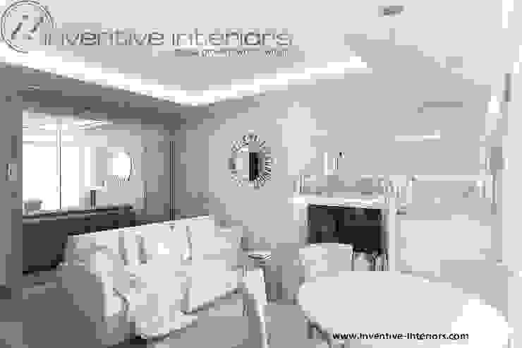 Klassische Wohnzimmer von Inventive Interiors Klassisch