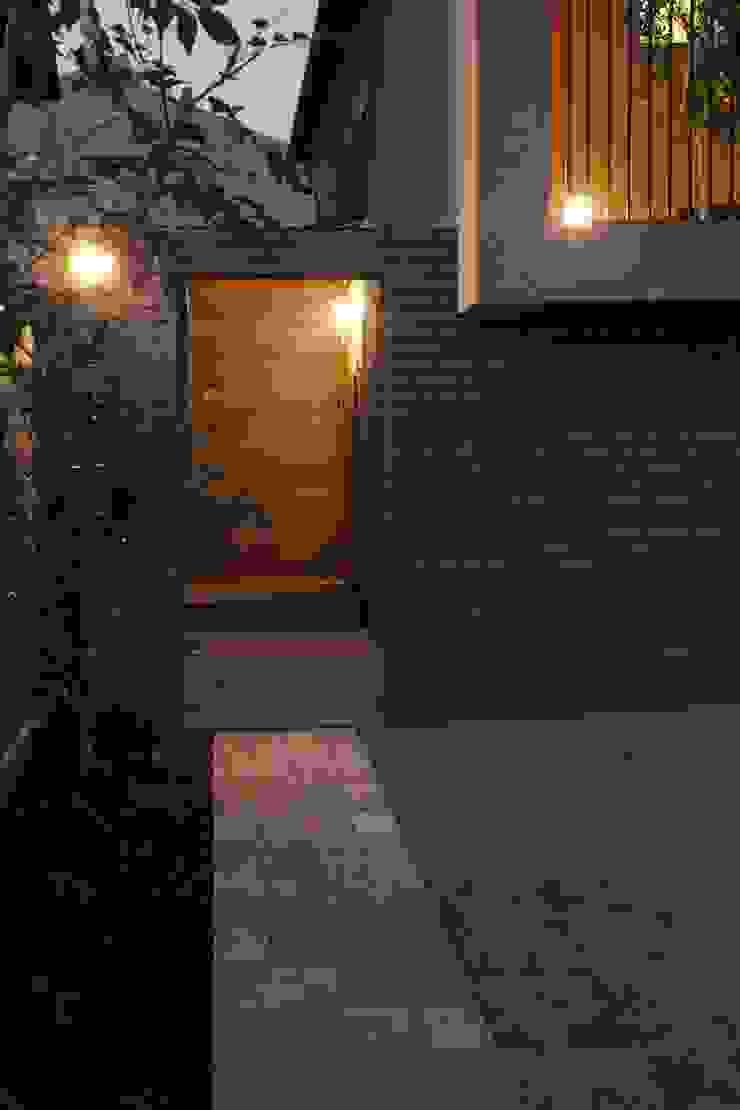 House in Kunimidai Mimasis Design/ミメイシス デザイン モダンな 家
