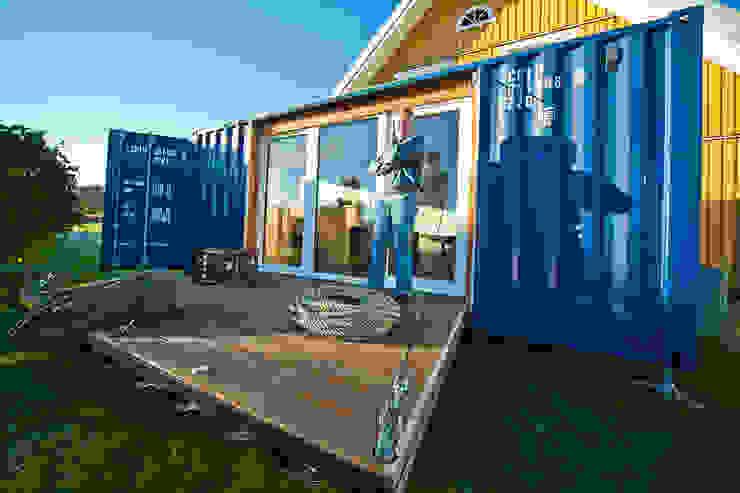 Huizen door Stefan Brandt - solare Luftheizsysteme und Warmuftkollektoren,