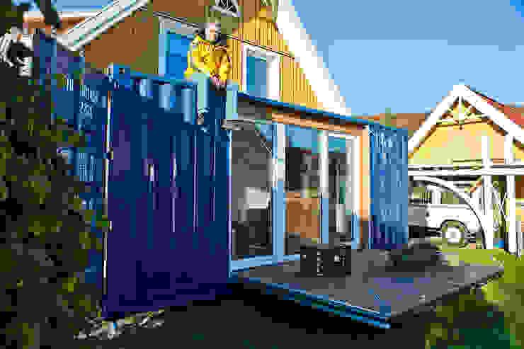 โดย Stefan Brandt - solare Luftheizsysteme und Warmuftkollektoren มินิมัล