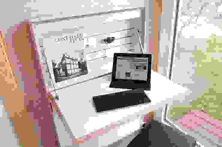 Stefan Brandt - solare Luftheizsysteme und Warmuftkollektoren Minimalist study/office