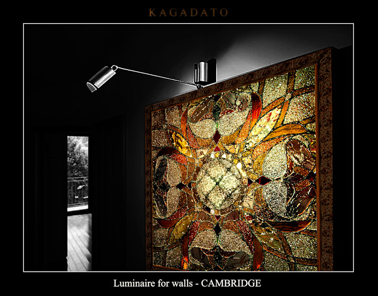 CAMBRIDGE от KAGADATO Лофт Стекло
