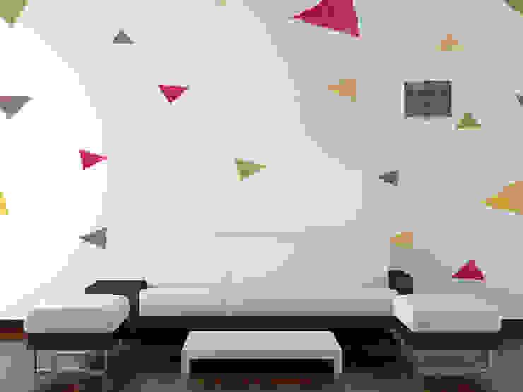 Salón Luis Quesada Design Salones de estilo minimalista