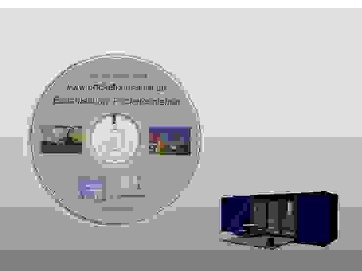 Bauanleitung auf CD von Stefan Brandt - solare Luftheizsysteme und Warmuftkollektoren