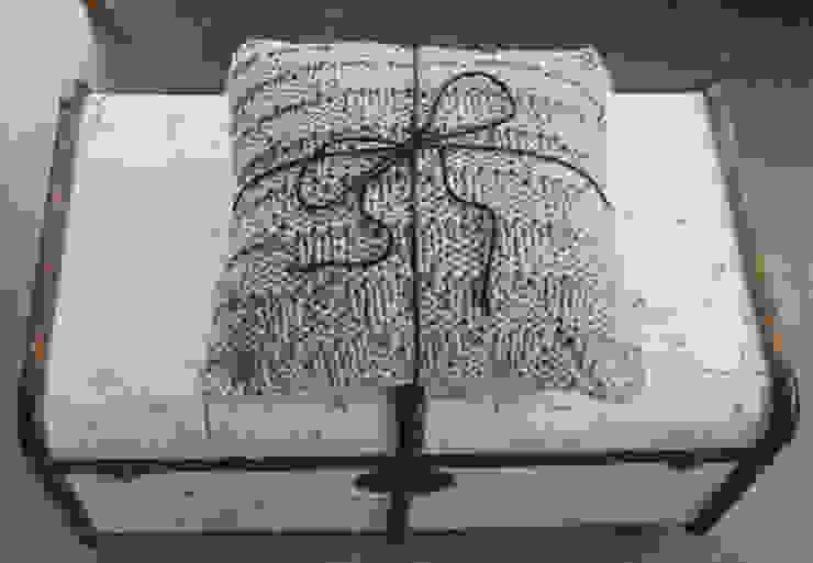 Poduszka dekoracyjna z lawendą. Rustykalny salon od Manufaktura pracownia artystyczna Rustykalny