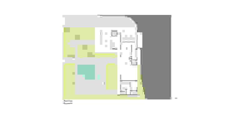 casa hc Paredes e pisos modernos por grupo pr | arquitetura e design Moderno