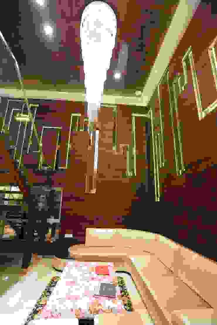 apartment Modern living room by Asimetric Consultants Modern