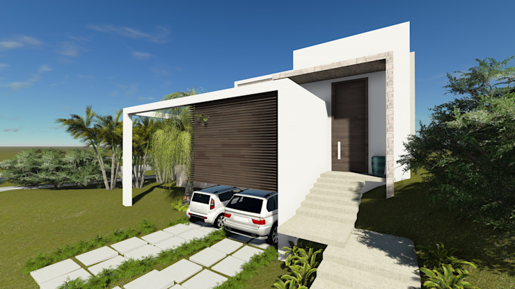 Renata Matos Arquitetura & Business 現代房屋設計點子、靈感 & 圖片