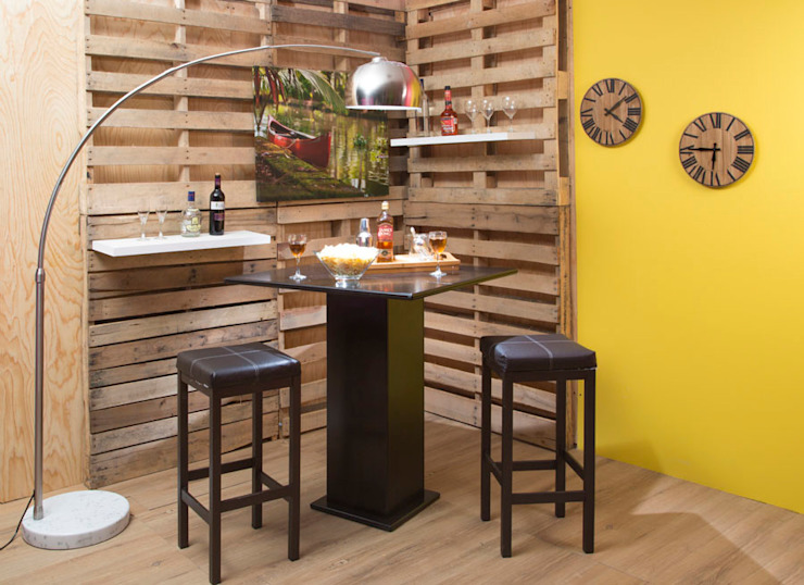 Bar : Comedor de estilo  por Idea Interior