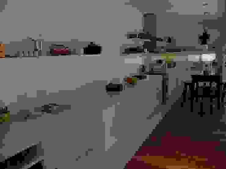 Refacción PH Urbano Chacarita Cocinas modernas: Ideas, imágenes y decoración de DX ARQ - DisegnoX Arquitectos Moderno